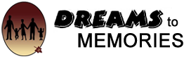 Dreams To Memories Logo